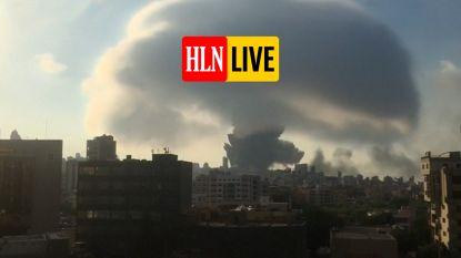 Zeker tien doden en honderden gewonden bij gigantische ontploffing in Beiroet