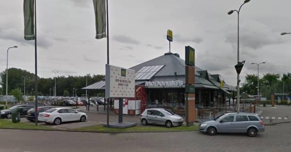McDonald's blundert met zwarte pieten