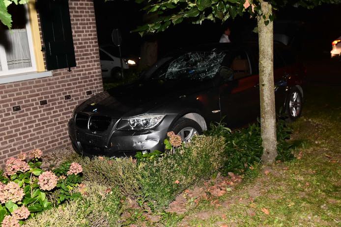 Fietser aangereden door auto in Kerkdriel