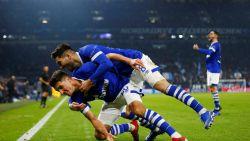 Schalke in extremis voorbij Lokomotiv Moskou, voor Russen eindigt Europese avontuur