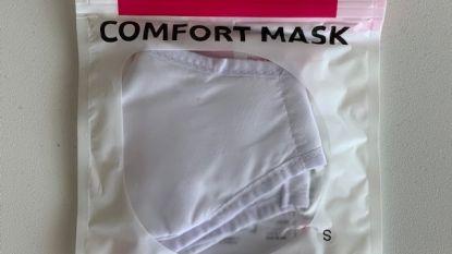 Eerste levering van mondmaskers aangekomen in Berlare