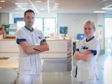 IC-verpleegkundige Ezra: 'We putten veel hoop uit de saamhorigheid'