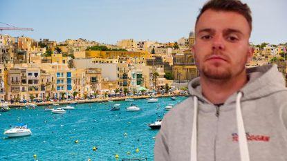 """Student (21) belandt tijdens vakantie op Malta in gevangenis: """"In een paar seconden liep het volledig fout"""""""