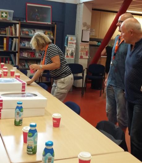 'Staak-ontbijt' op scholen in Beuningen en Boven-Leeuwen