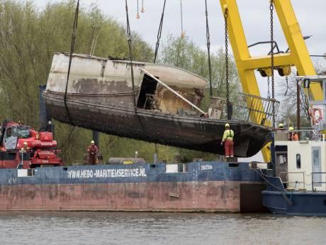 Zutphen was niet bevoegd tot opruimen scheepswrakken en moet betalen
