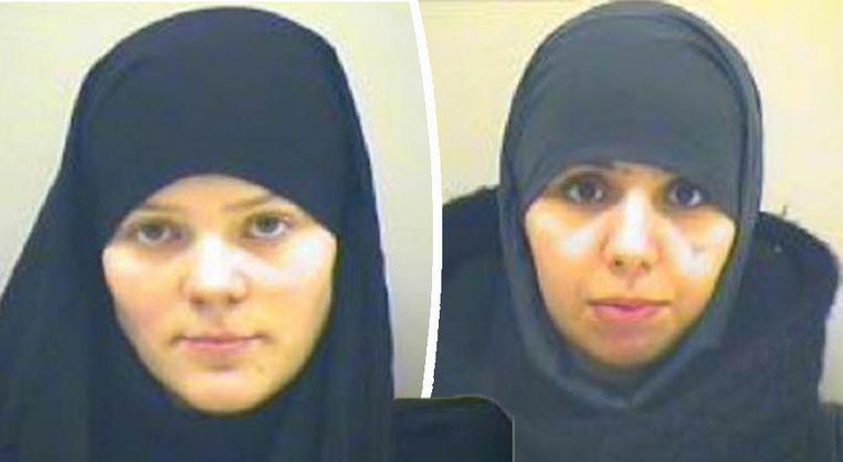 Tatiana Wielandt en Bouchra Abouallal blijven IS-leider Abu Bakr Al-Baghdadi trouw.