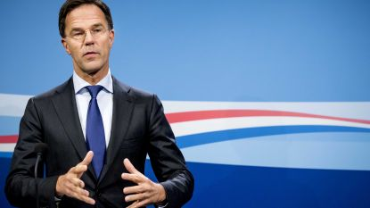 "Nederlandse premier Rutte noemt snelheidsverlaging ""rotmaatregel"""