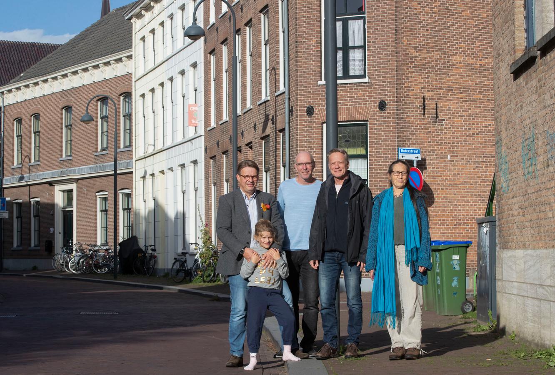 Bewoners in het centrum van Wageningen zijn niet blij met het grote aantal studenten die in hun buurt op kamers woont.
