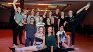 Dreamcatchers discodansen in Belgium's Got Talent
