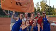 """Dames van KTC zorgen voor primeur: """"Onze allereerste Belgische titel ooit"""""""