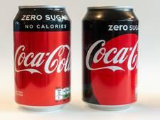 Suikerloze Coca-Cola lijkt steeds meer op de gewone