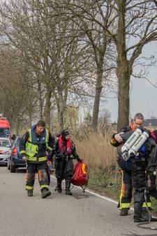 Motorrijder omgekomen op Milandweg