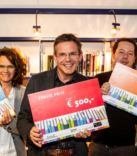 'Weird en tof': met dit verhaal wint Pascal Lamberigts de Nijmeegse Literatuurprijs