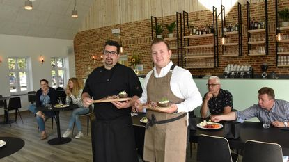 Brasserie Veldekenshof heropent vandaag, ook zes leefloontrekkers kunnen er aan de slag