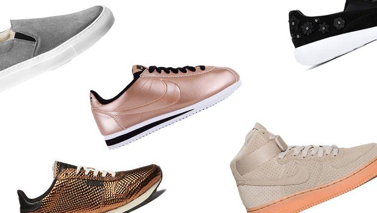 30352bf7266f42 Shopping: de mooiste sneakers voor de herfst | Style | Nina | HLN