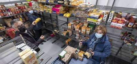 Hoe voedselbank Losser klanten aan 't eten houdt, nu bevoorrading stagneert: 'Groot draagvlak in samenleving'