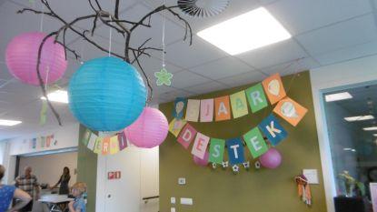 Woonzorgcentrum De Stek bestaat 5 jaar en viert feest