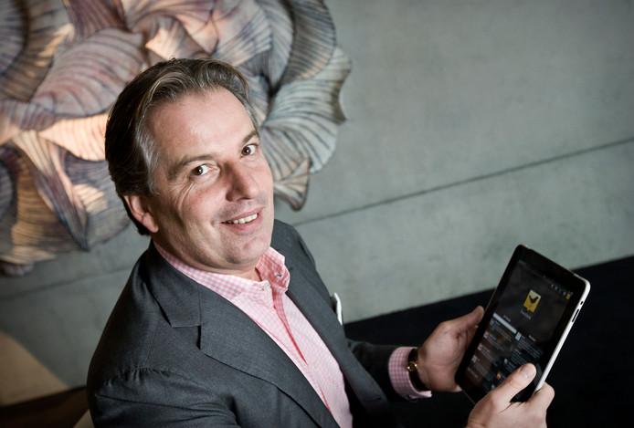 Roger Lips voert vanuit Dubai een procedure tegen zijn curator.