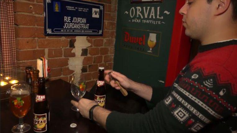Belgisch bier is erg geliefd in Rusland.