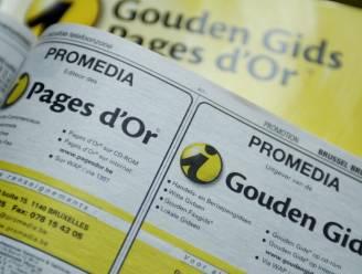 Iconische 'Gouden Gids' voortaan niet meer gedrukt op papier