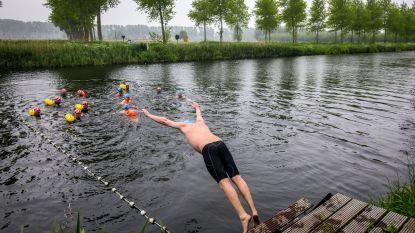 Hockeyclub Zwarte Zwanen stopt met openwaterzwemmen