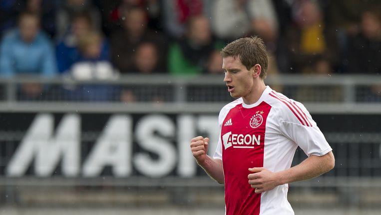 Jan Vertonghen van Ajax Beeld anp