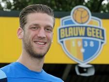 Blauw Geel'38 wil zich in bekerfinale verzekeren van dubbel