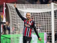 Dost nu al terug op trainingsveld Eintracht