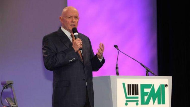 Stephen Covey Beeld Wikimedia