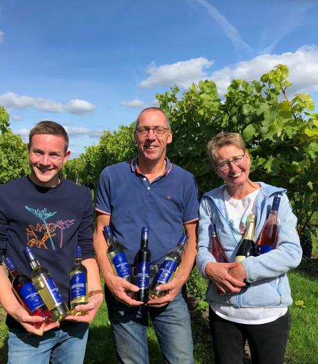 Wijnen van De Reestlandhoeve in Balkbrug in de prijzen op internationale wijnkeuring
