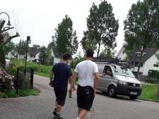 Beruchte 'Ierse klussers' in Dierdonk Helmond gespot