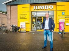 Klanten van de Jumbo in Elburg vrezen besmetting niet: 'Als ik mijn handen en het karretje reinig, dan kan mij niets gebeuren'