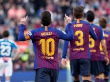 Zelden was de Catalaanse derby tussen Barcelona en Espanyol zó belangrijk