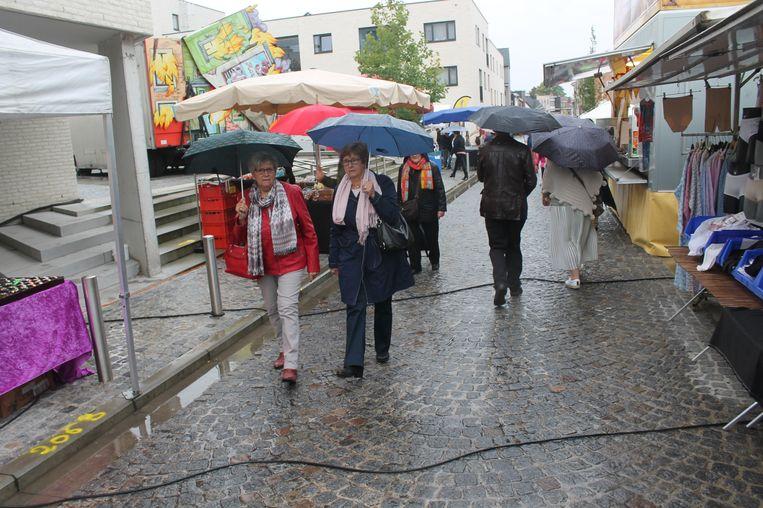 Een beeld van Kermis Opperstraat, vorig jaar.