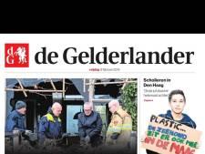 Lees De Gelderlander vandaag gratis digitaal