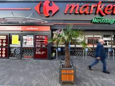 Une dizaine de magasins Carrefour Market en grève