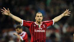 Een verwijzing naar de leeuw of de zoo: met welke straffe oneliner komt Zlatan straks Milan binnen?