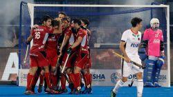 HALVE WK-FINALE! Red Lions in enerverende partij op en over stug Duitsland dankzij winner Boon (2-1)