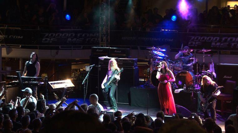 Nightwish had veel succes.
