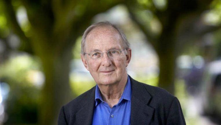 Van Gunsteren: 'Vroeger was ik vreselijk kritisch op de regering. Met de jaren kom je erachter dat je ook constructief kunt meedenken.' Beeld Mark Kohn