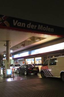 Overvallen tankstation gaat verder als onbemand station