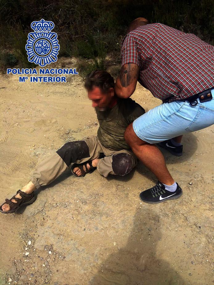 De arrestatie van Jos Brech