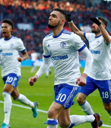 Schalke 04 wint belangrijke confrontatie met Leverkusen