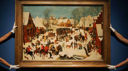 """Toch geen Bruegelhuis in Brussel: """"Bureaucratie blokkeert nieuw museum"""""""