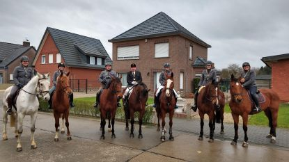 Regen kan 21ste paardenwijding  niet tegenhouden