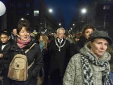 Honderden mensen bij stille tocht voor doodgeschoten Mohammed Bouchikhi