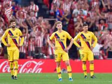 Spaanse media kritisch op Barça, maar sparen De Jong