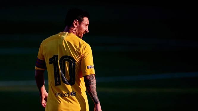 Lionel Messi, best verdienende voetballer ter wereld, treedt toe tot select clubje sportmiljardairs