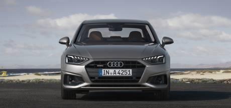 Audi A4: facelift is vooral uiterlijk vertoon