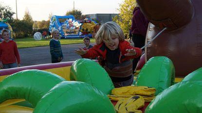 Leuk! Kinderen ravotten voor Rode Neuzen Dag
